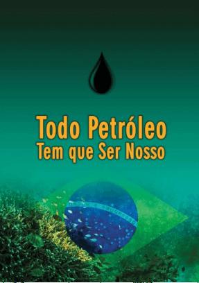 O Petróleo tem que ser nosso! cartilha petroleo 2015