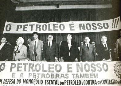 O Petróleo tem que ser nosso! petroleo1