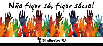 Eu devo me filiar ao Sindipetro-RJ para ter direito a uma potencial suspensão do equacionamento? ARTE CAMPANHA DE SINDICALIZA    Op