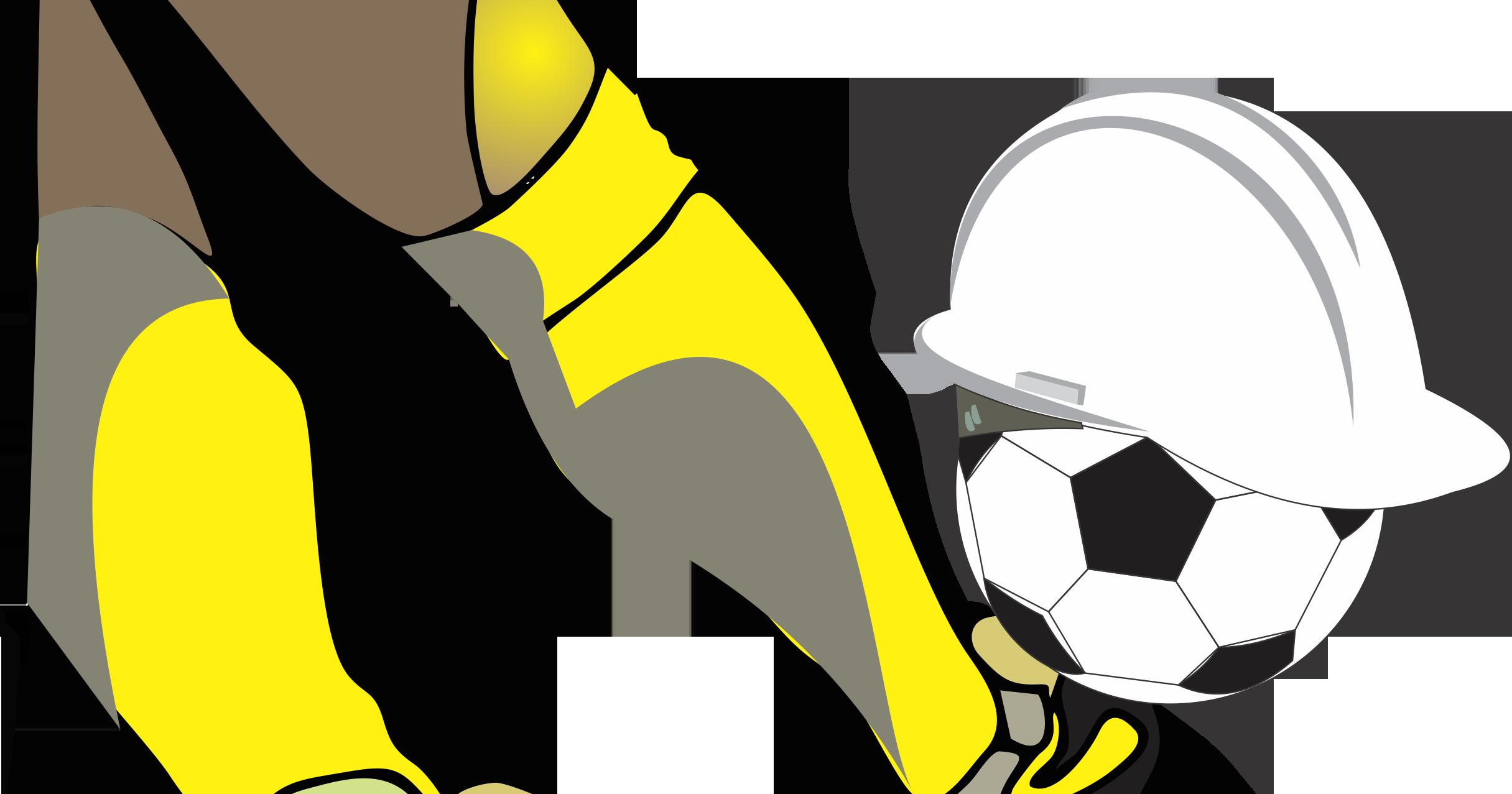 Copa Sindipetro-RJ começa neste domingo jogador chutando bola cortada