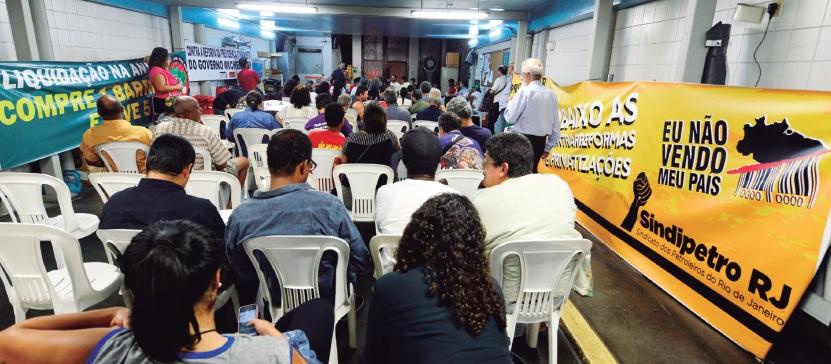 """Atos contra """"xepa"""" do Pré-S al preparam o Dia Nacional de Lutas (10/11) N  o vendo meu pa  s"""