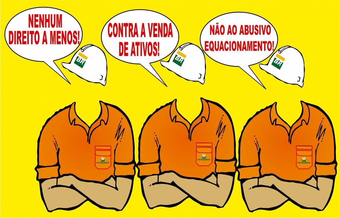 É Greve Petroleira! MEGA