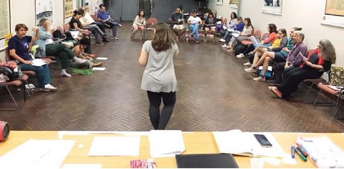 Curso de Comunicação e Expressão no Sindipetro-RJ teve boa participação Maria Malta