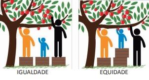 Nossa luta sempre foi por igualdade! Igualdade