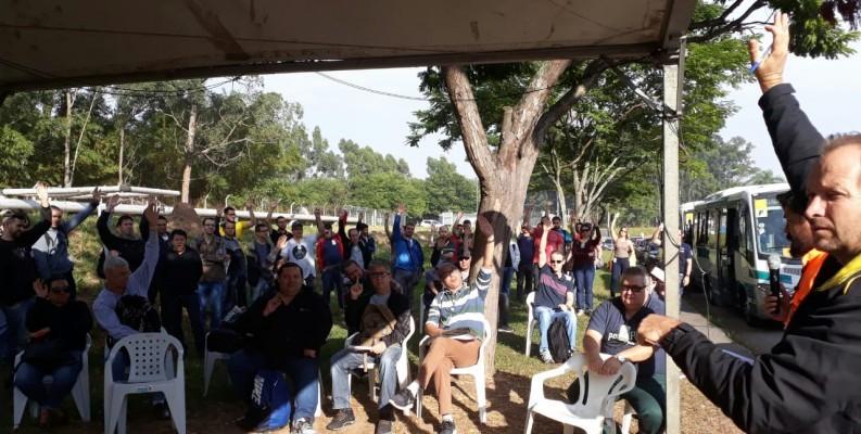 Petroleiros da Revap aprovam estado de greve contra a privatização REVAP