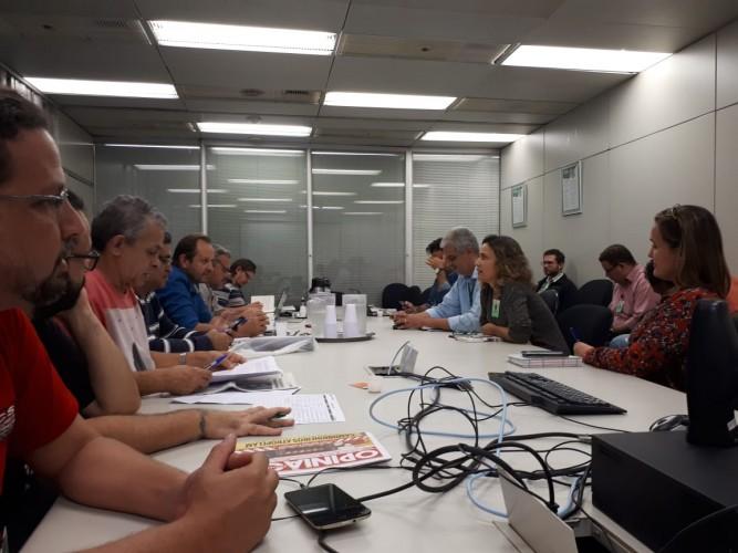 Reuniões de acompanhamento do ACT dias 11 e 12 Reuni  o PLR