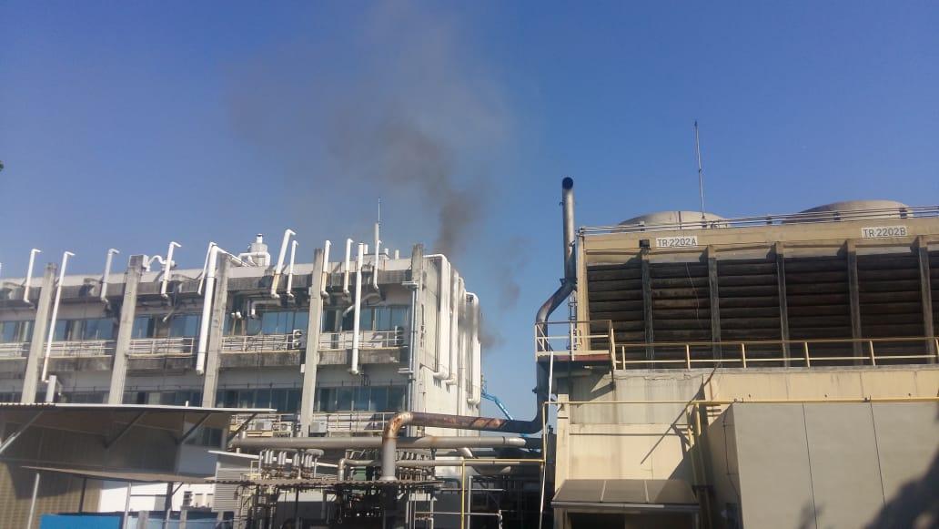 Sindipetro-RJ exige continuidade e aprofundamento nas investigações sobre o incêndio no Cenpes fogo no cepnpes 2