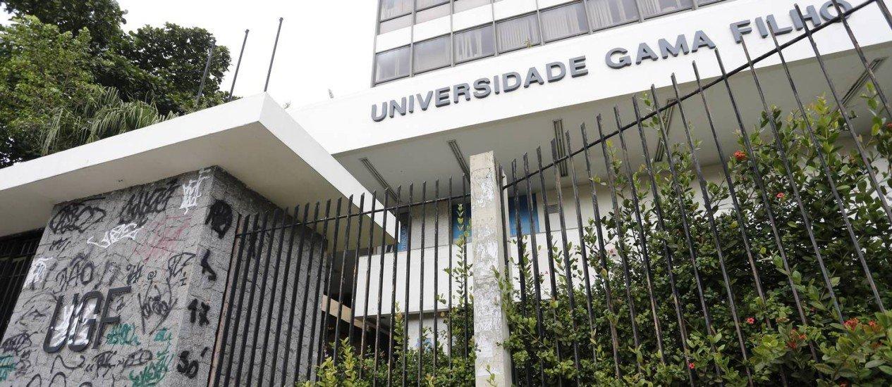 """Investimentos """"furados"""" da Petros: o caso Galileu/Gama Filho xuniversidade gama filho"""