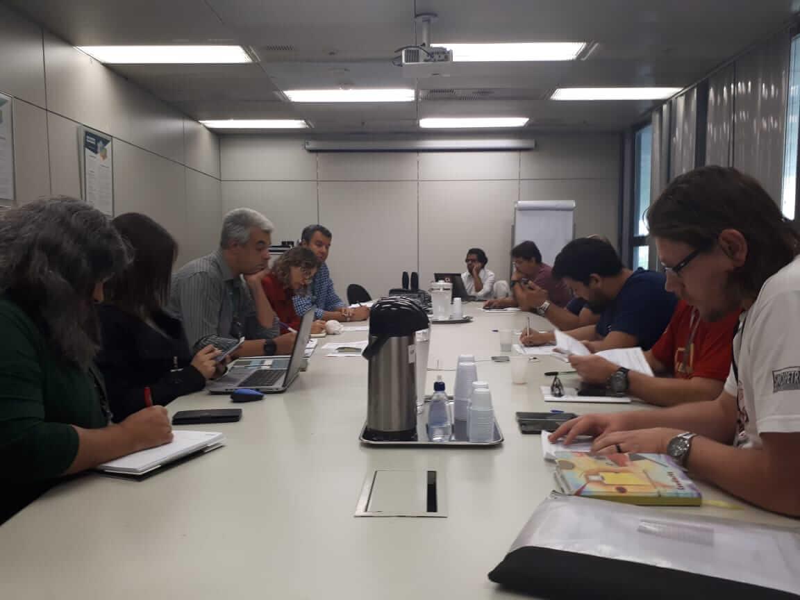Reunião de Acompanhamento de ACT – Tempo Real WhatsApp Image 2018 07 12 at 09