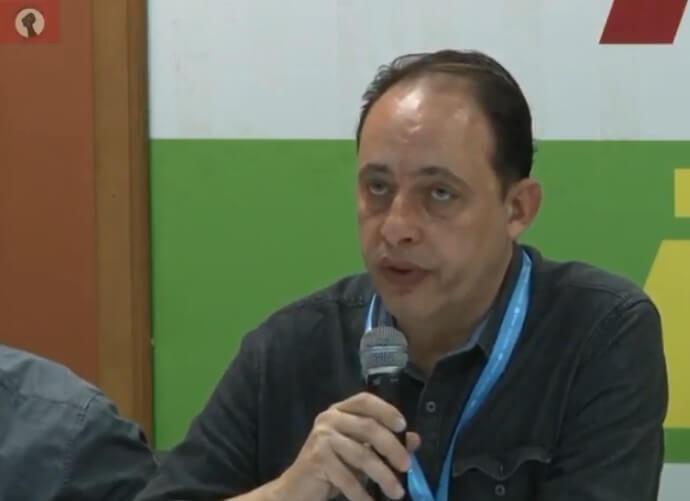 Plenária sobre PCR Leonardo Fuerth