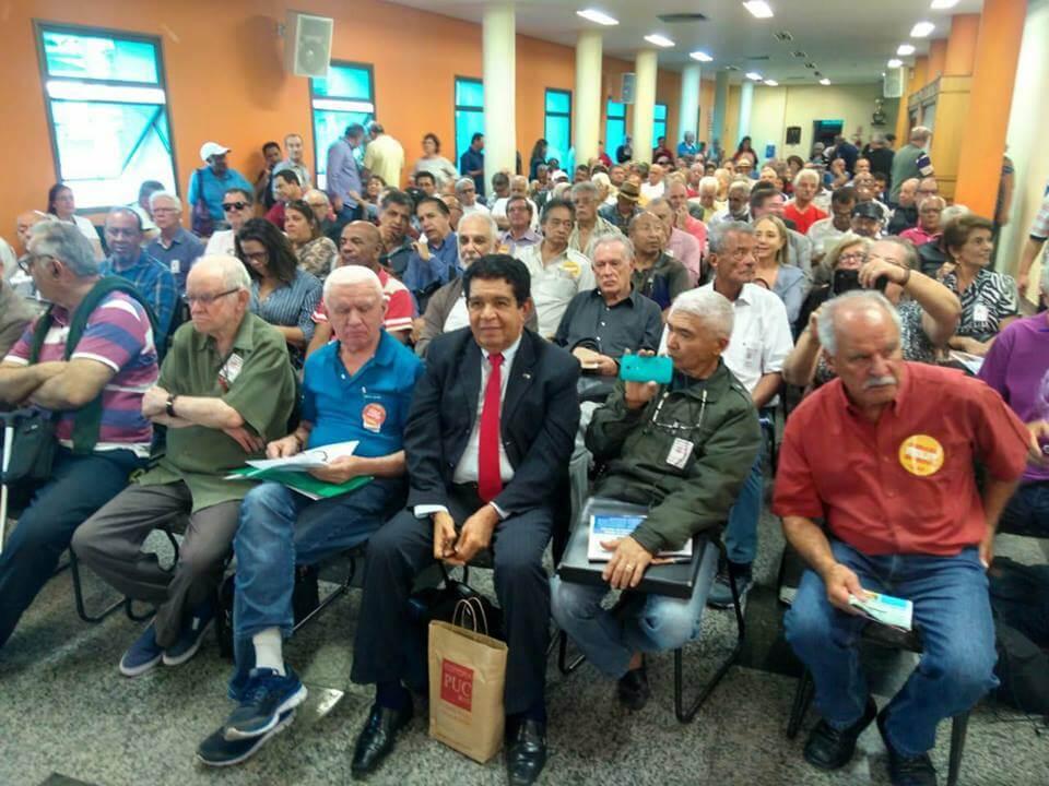 Anistiados e anistiandos denunciam interferência do governo em processos anistia sp