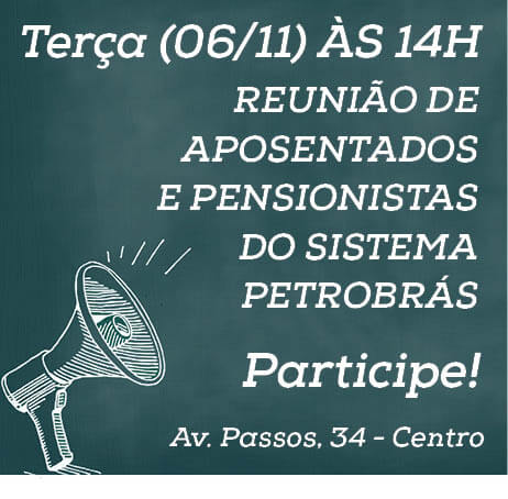 REUNIÃO DE APOSENTADOS APOSENTADOS  Palestra: 1988, a greve na CSN APOSENTADOS