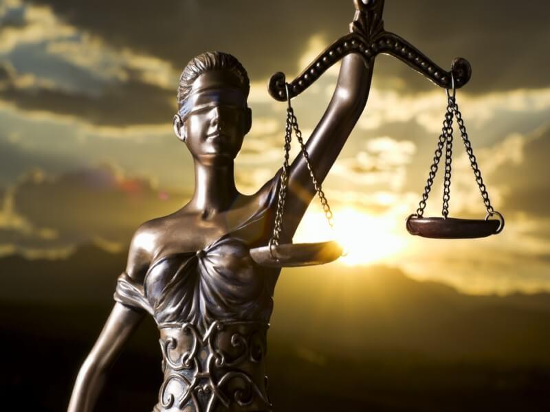 Informe jurídico Justi  a