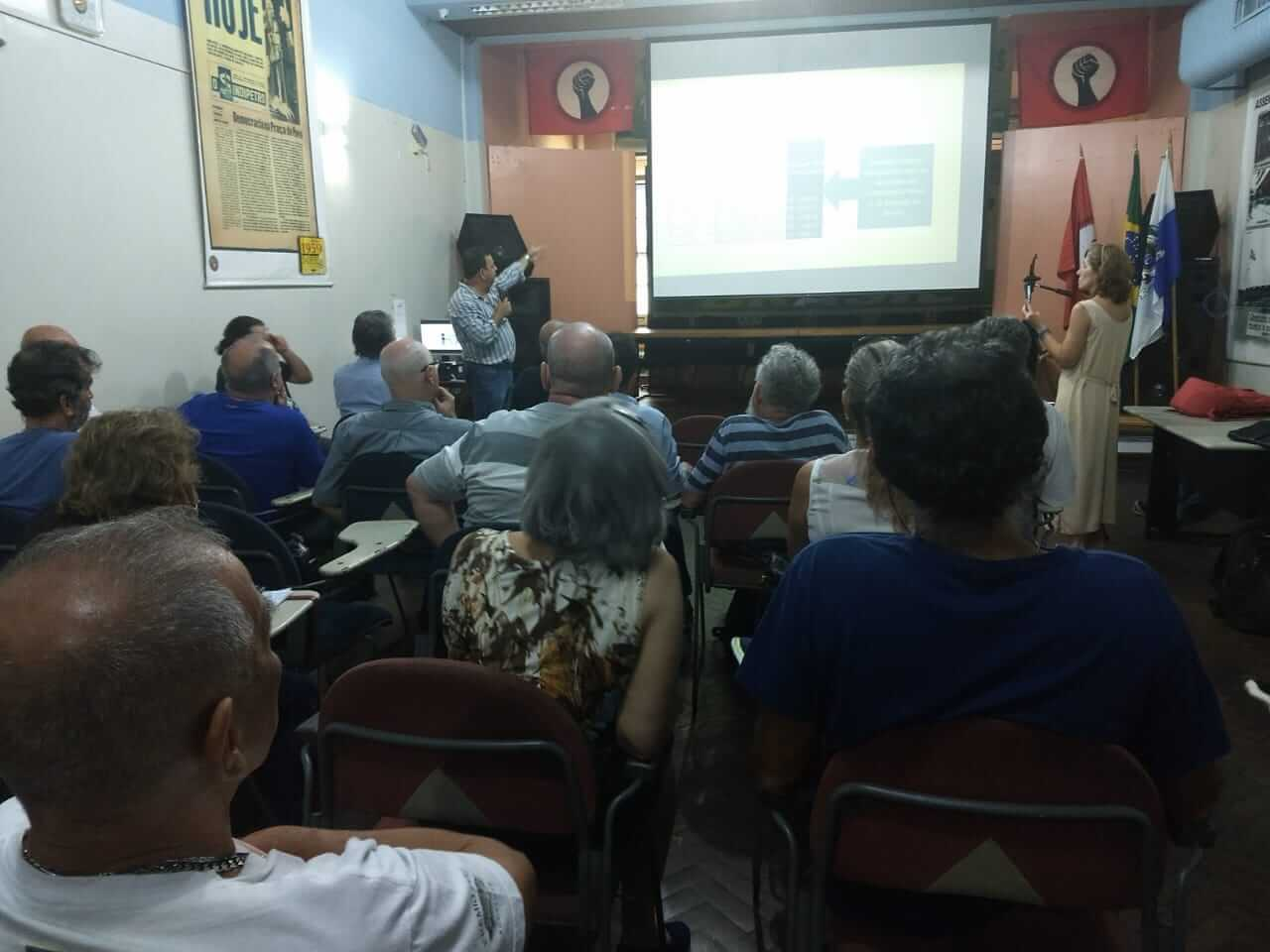 Equacionamento – Construção de uma alternativa unitária ao PED TEDESCO