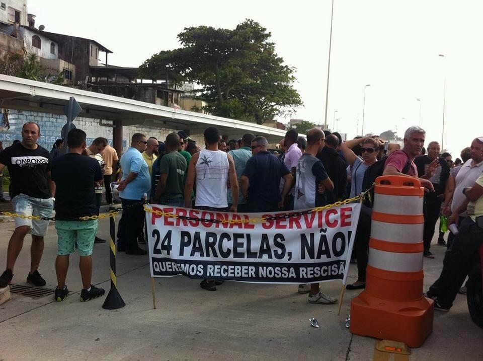Atenção,trabalhadores da empresa Personal Service que prestavam serviço à Petrobrás! PERSONAL