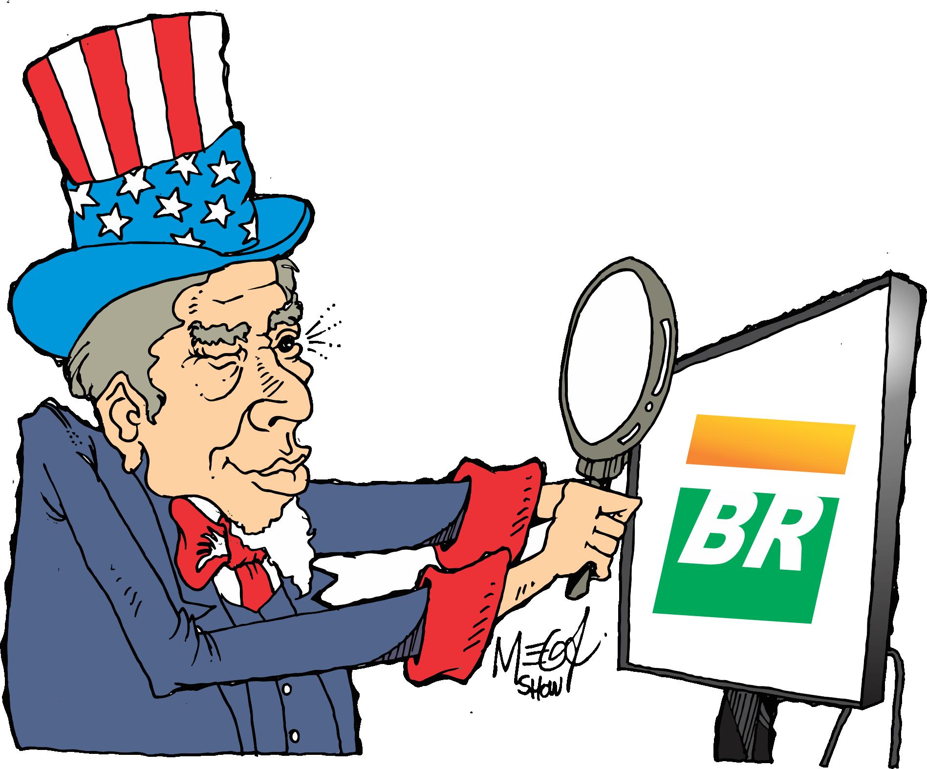 Projeto pode entregar 20 bilhões de barris à multinacionais Espionagem