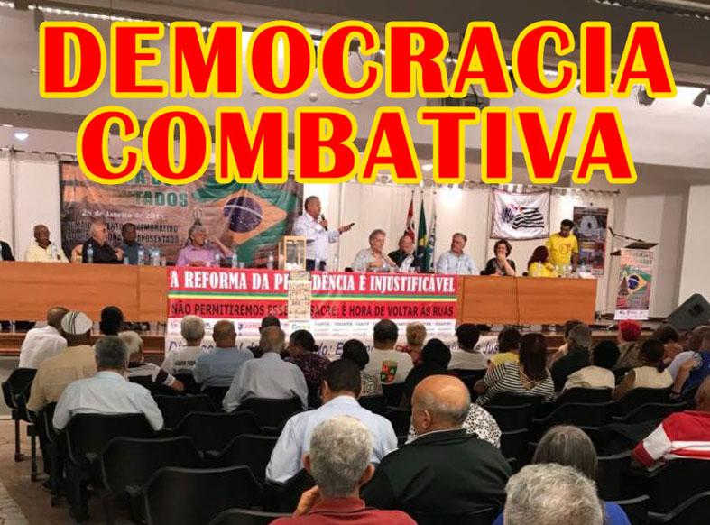 Aposentados de todo o Brasil celebram o seu Dia em Aparecida do Norte-SP cobap