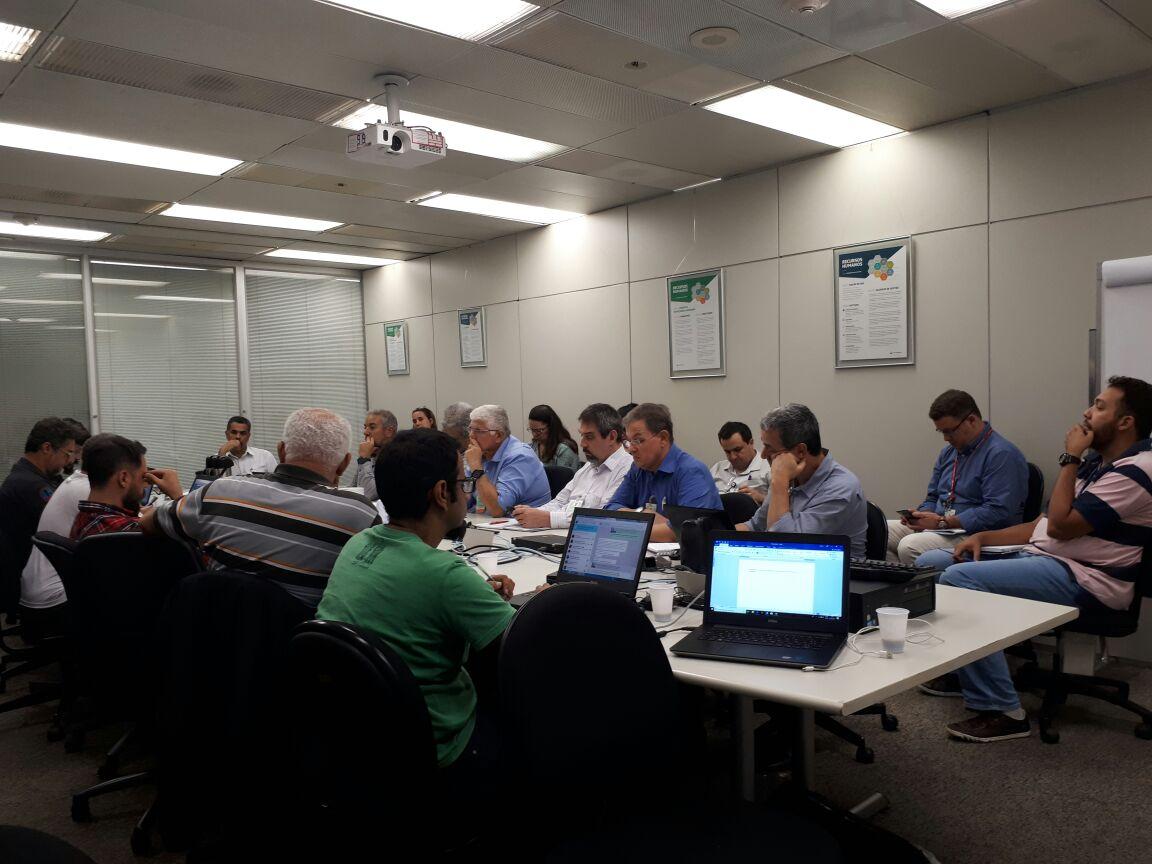 Em tempo real: Reunião de Acompanhamento do ACT (22/3) Reuni  o SMS