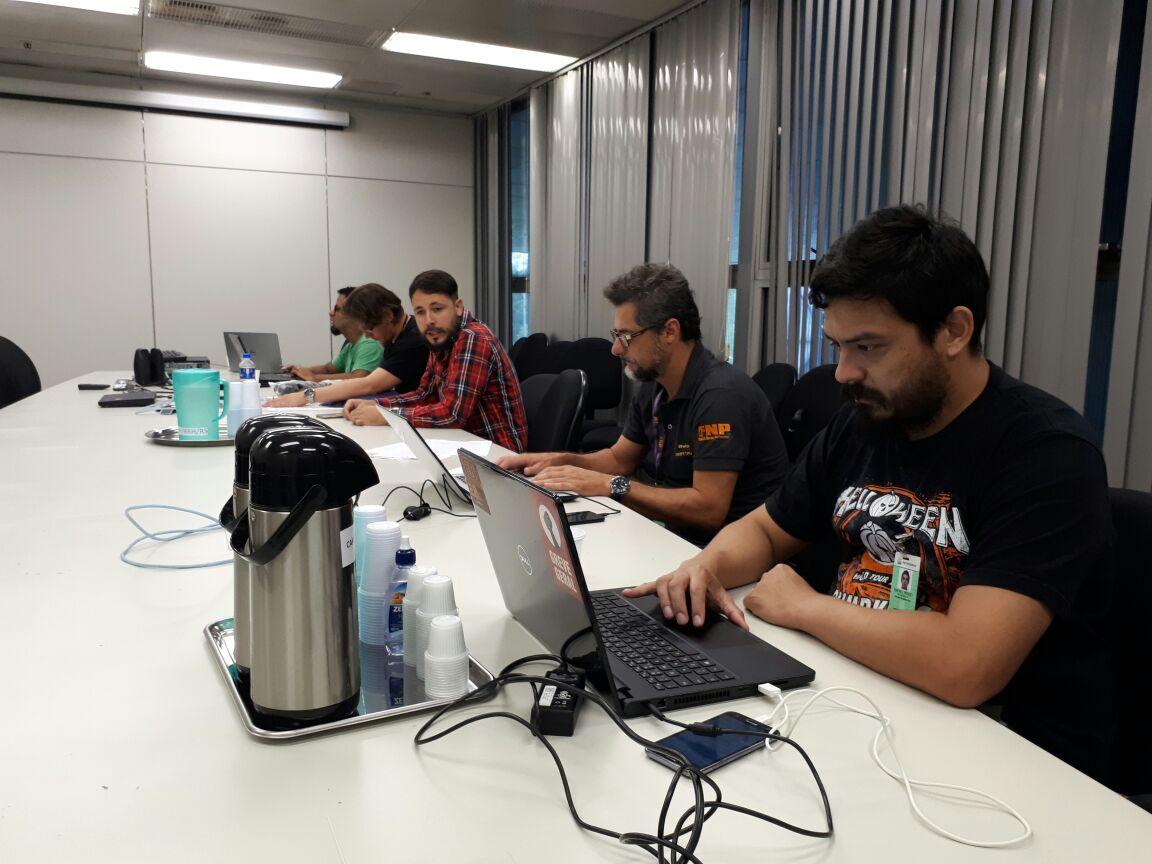 Em tempo real: Reunião de Acompanhamento do ACT (22/3) reuni  o quinta