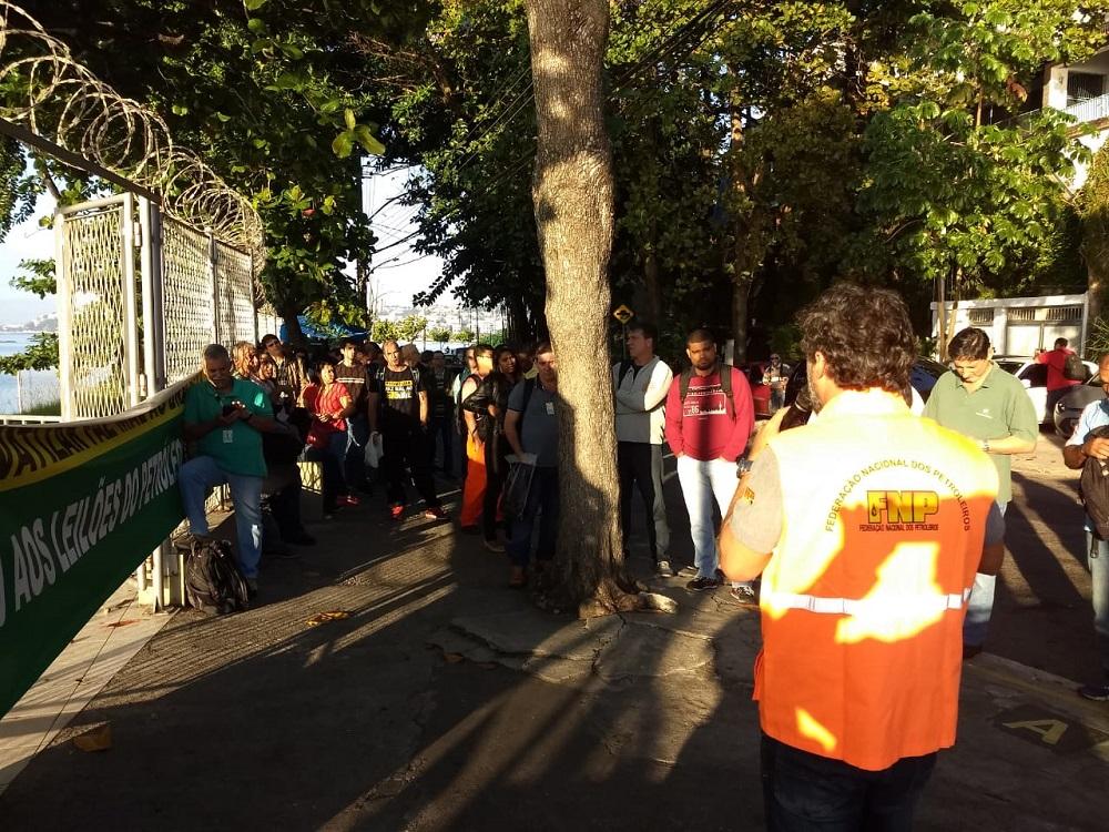 Assembleias sobre PLR greve TABG 28 5