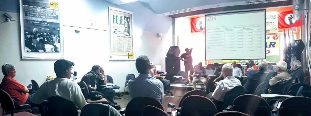 Petros: GT fecha consenso em torno de proposta alternativa WhatsApp Image 2018 09 24 at 19