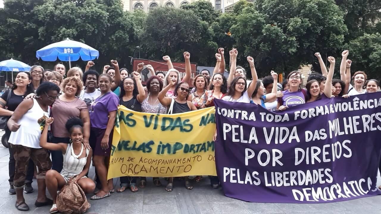 Por el fin de la violencia contra las mujeres 25 novembro mulheres
