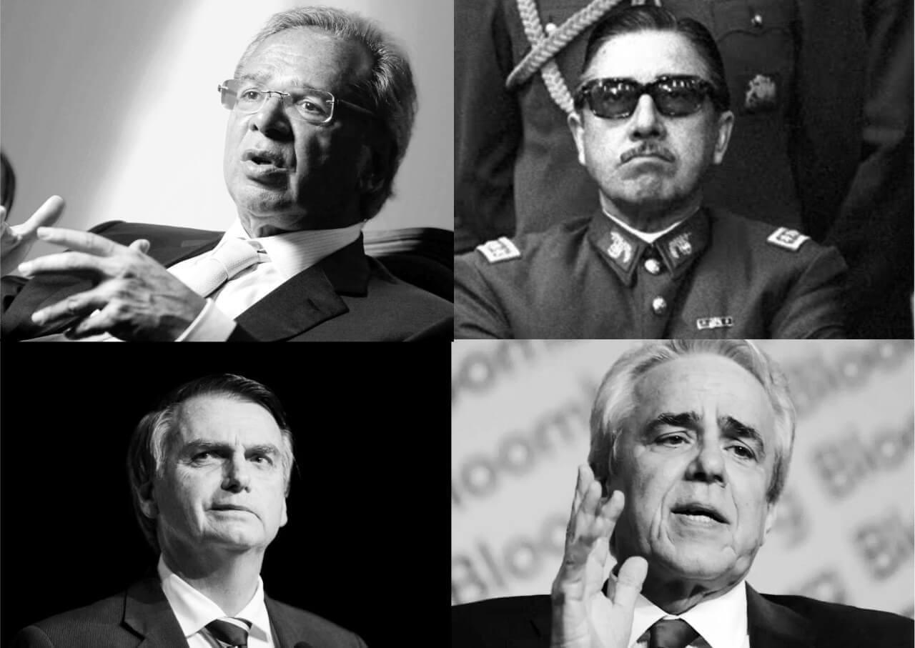 Novos tempos no CA da Petrobrás: neoliberal implementa e militar chancela o desmonte Composi    o Chicago 1