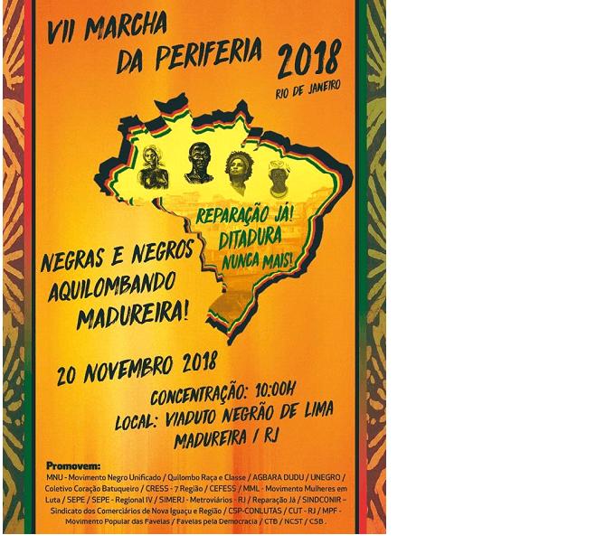 20 de Novembro – Dia Nacional da Consciência Negra TENTANDO