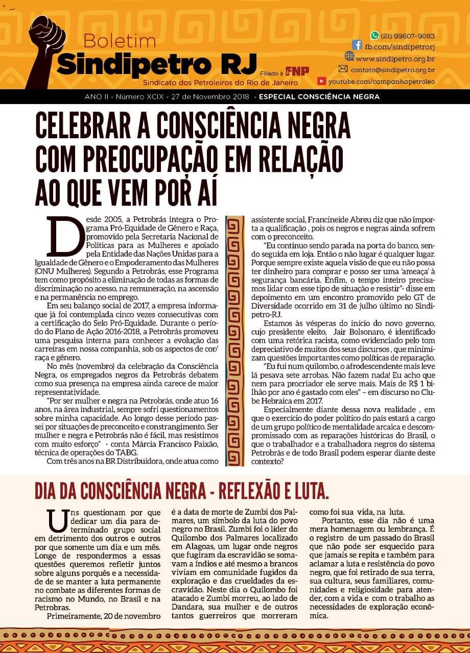 Boletim Especial Consciência Negra WhatsApp Image 2018 11 26 at 23