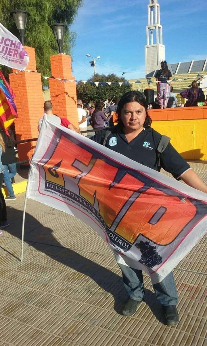Líder petroleiro argentino segue preso WhatsApp Image 2018 12 26 at 09