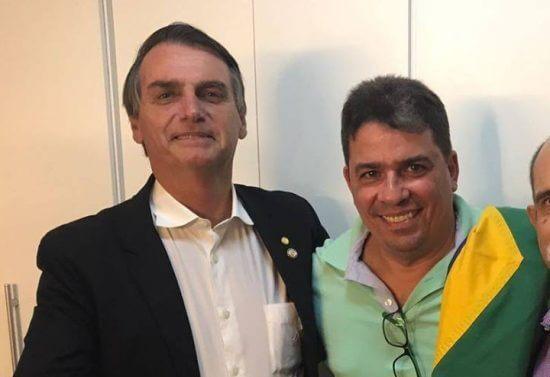 Na dança das cadeiras da Petrobrás, os amigos de Bolsonaro levam vantagem Capit  o Victor 2 e1547160116788 550x377